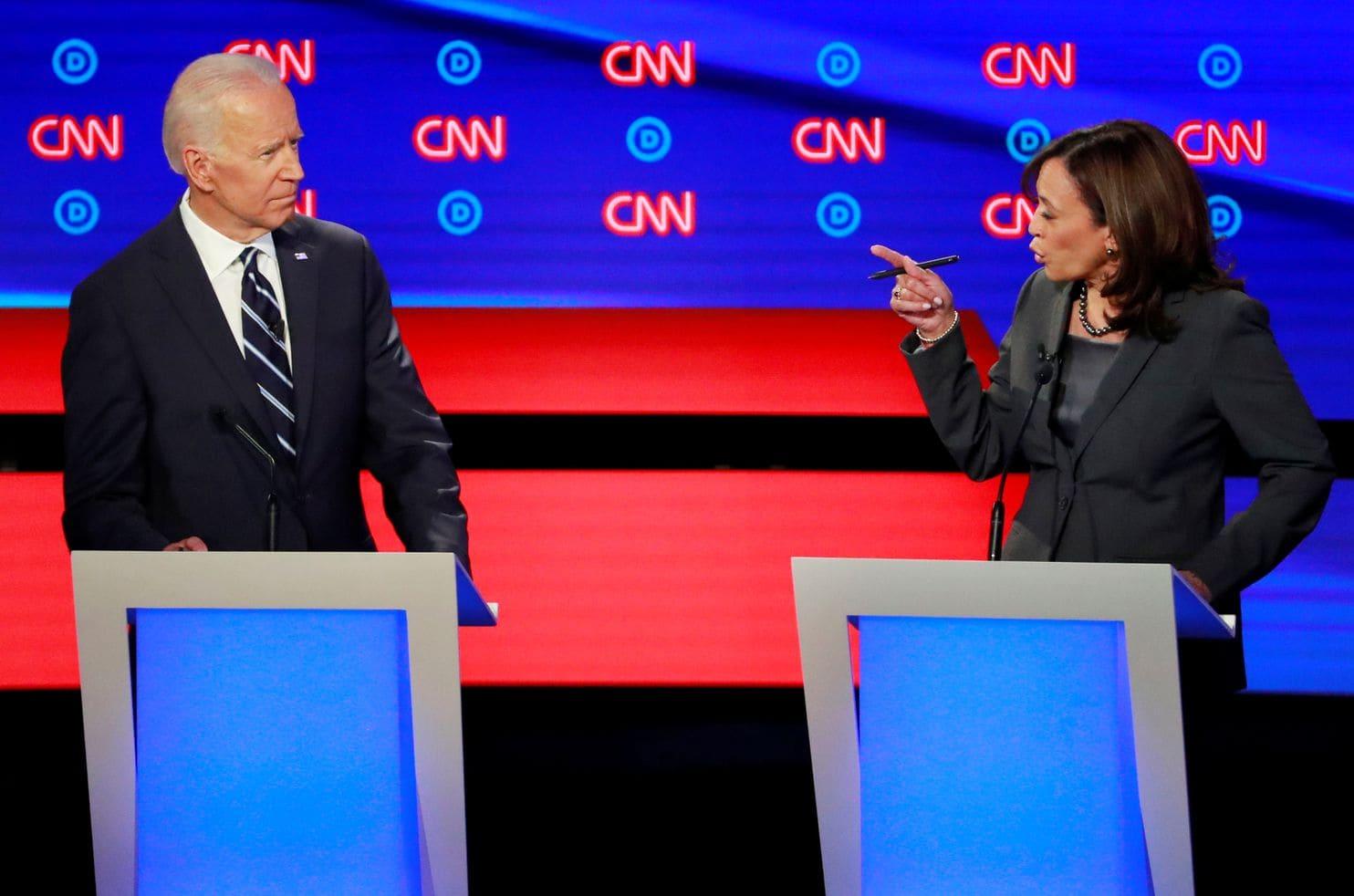 democratische presidentiële debat