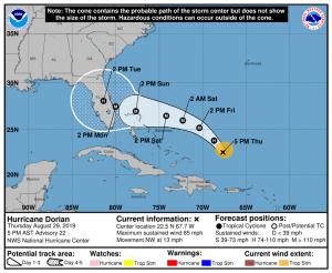 orkaan miami
