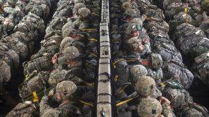 militaire oefeningen