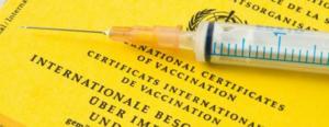vaccinatiepaspoort