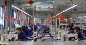 Oeigoerse dwangarbeid