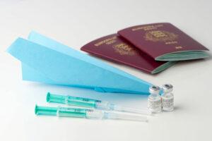 Vaccinatiepaspoorten