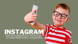 Instagram voor kinderen