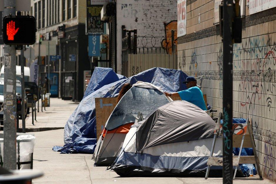 dakloosheid